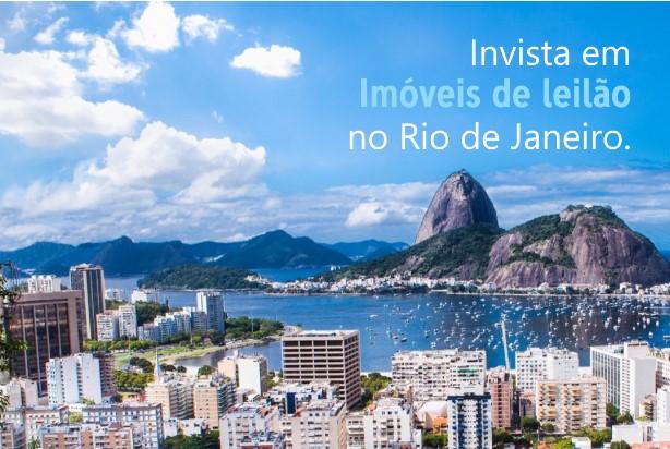 Leilão de Imóveis: Oportunidade para quem quer comprar imóveis no Rio de Janeiro.